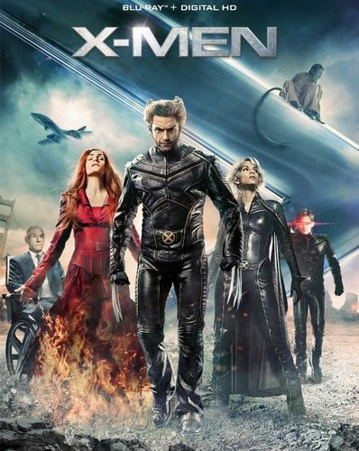 X-Men Trilogy Pack [Blu-ray] 5153700