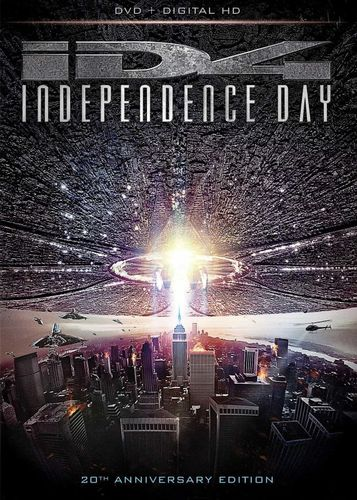 Independence Day [Includes Digital Copy] [20th Anniversary Edition] [DVD] [1996] 5154100