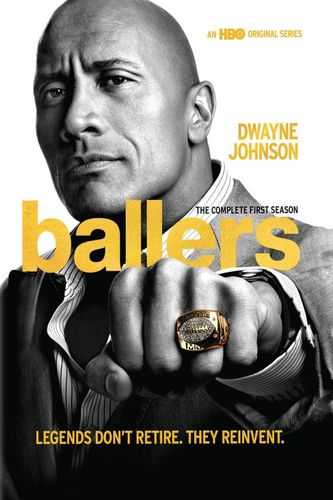 Ballers: The Complete First Season [2 Discs] [DVD] 5154700