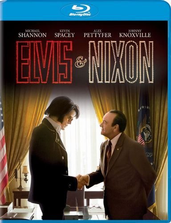 Elvis & Nixon [Blu-ray] [2016] 5155105