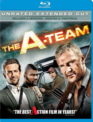 The A-Team [Blu-ray] [2010] 5167108