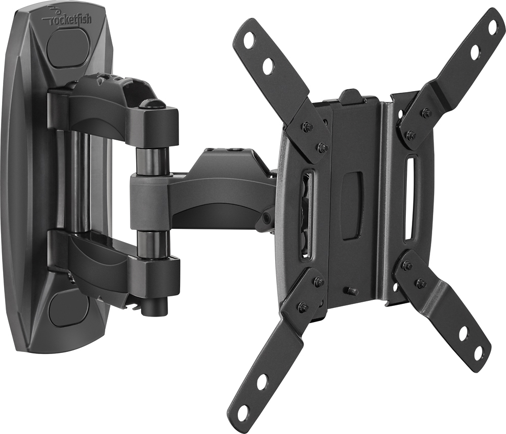 Rocketfish™ - Full-Motion TV Wall Mount for Most 19\