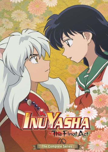 Inu Yasha: The Final Act - The Complete Series [4 Discs] [DVD] 5171700