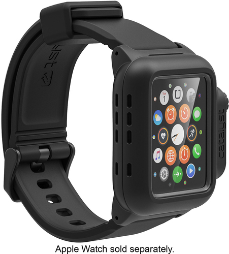 Catalyst - Case for Apple Watch 42mm Series 1 - Black