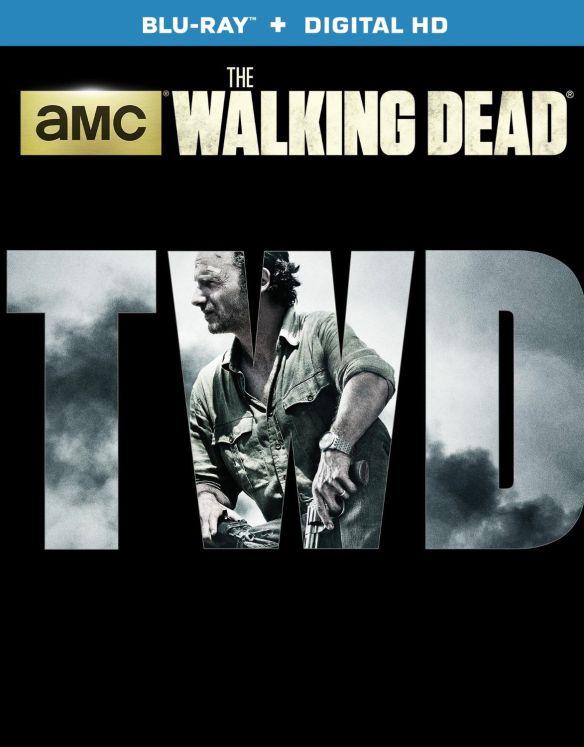 The Walking Dead: The Complete Sixth Season [Includes Digital Copy] [Blu-ray] 5181505