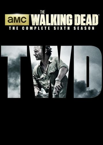 The Walking Dead: The Complete Sixth Season [DVD] 5181600