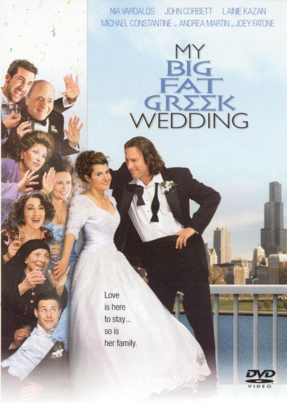 My Big Fat Greek Wedding [DVD] [2002] 5192187