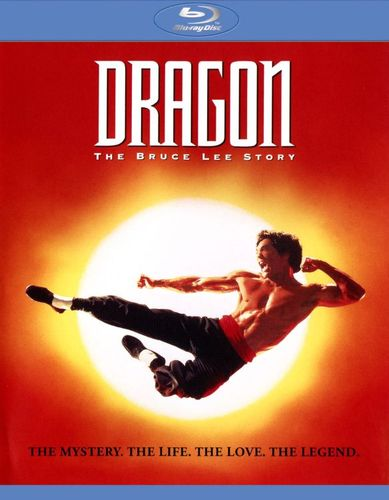 Dragon: The Bruce Lee Story [Blu-ray] [1993] 5203400