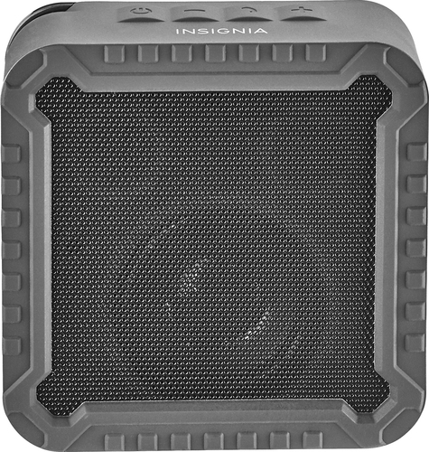 Insignia Portable Wireless Speaker NS-CSPBTF1-R - Black