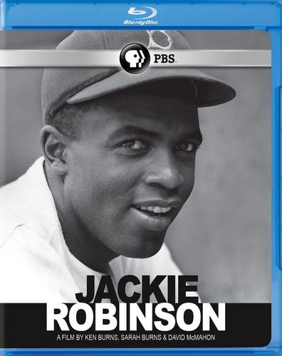 Ken Burns: Jackie Robinson [Blu-ray] [2016] 5207900