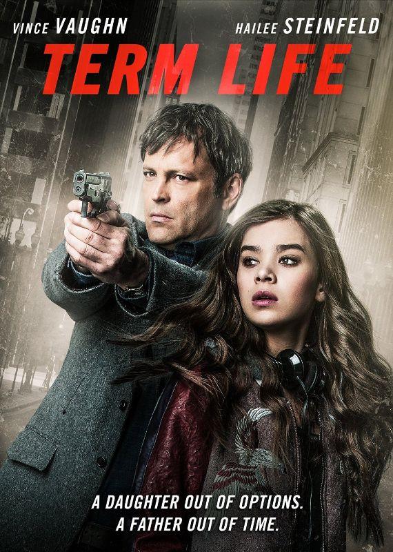 Term Life [DVD] [2015] 5209100
