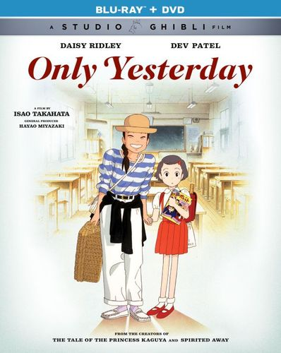 Only Yesterday [Blu-ray/DVD] [2 Discs] [1991] 5209102