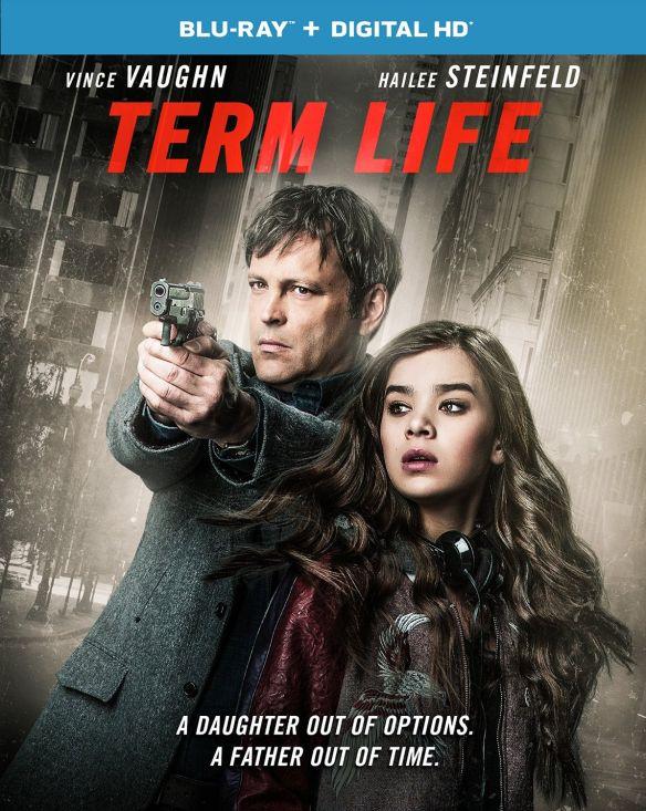 Term Life [Blu-ray] [2015] 5209105