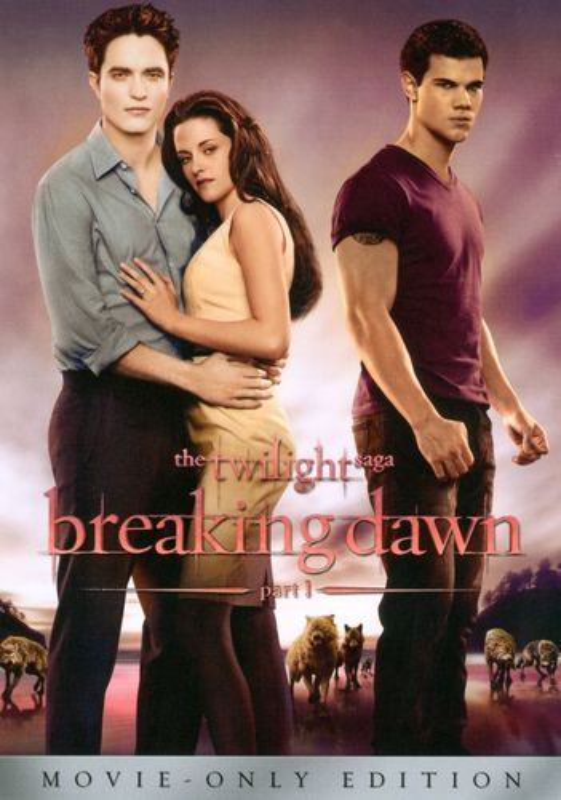 The Twilight Saga: Breaking Dawn - Part 1 [DVD] [2011] 5209191