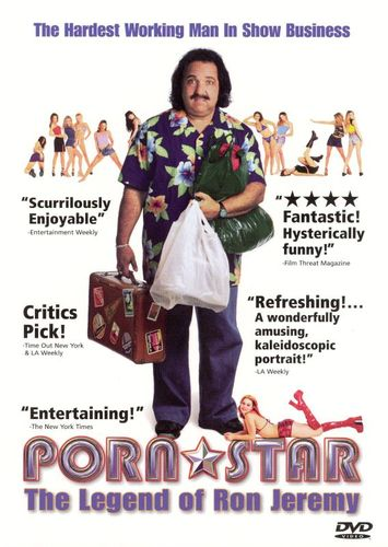 Porn Star: The Legend of Ron Jeremy [Unrated] [DVD] [2001] 5209972