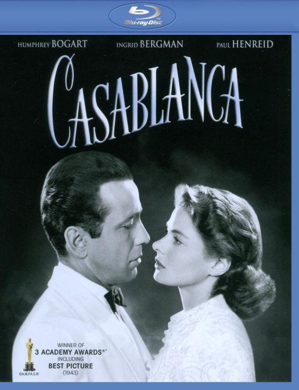 Casablanca [70th Anniversary] [Blu-ray] 5211414