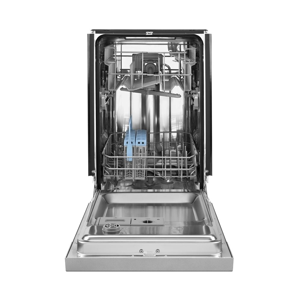 """Whirlpool WDF518SAFW 18"""" Built-In Dishwasher White"""