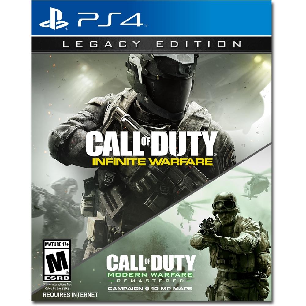 Call of Duty: Infinite Warfare Legacy Edition - PlayStation 4