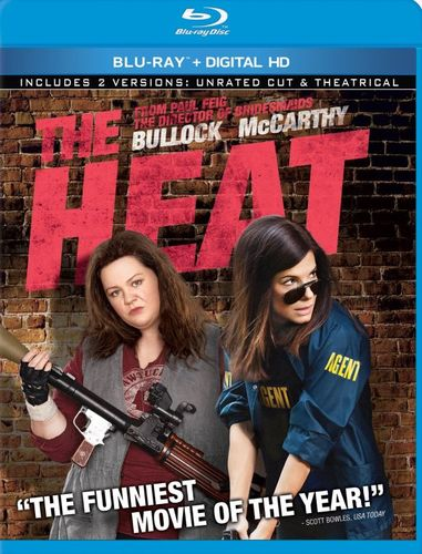 The Heat [Blu-ray] [2013] 5215800