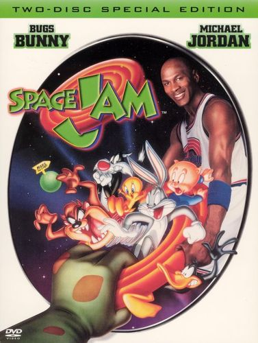 Space Jam [WS] [Special Edition] [2 Discs] [DVD] [1996] 5218500