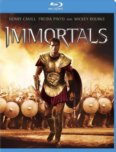 Immortals [Blu-ray] [2011] 5220007
