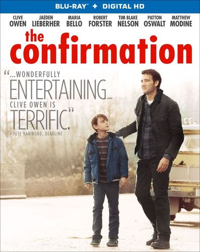 The Confirmation [Blu-ray] [2015] 5220102