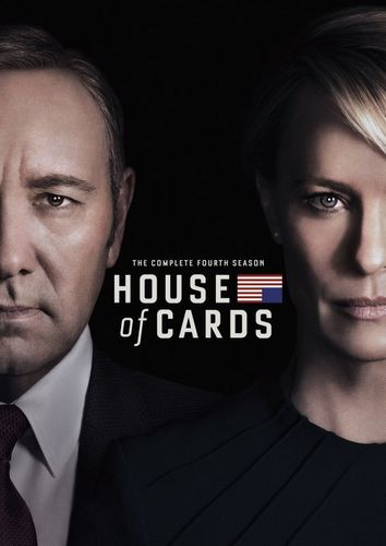 House of Cards: The Complete Fourth Season [Blu-ray] 5221500
