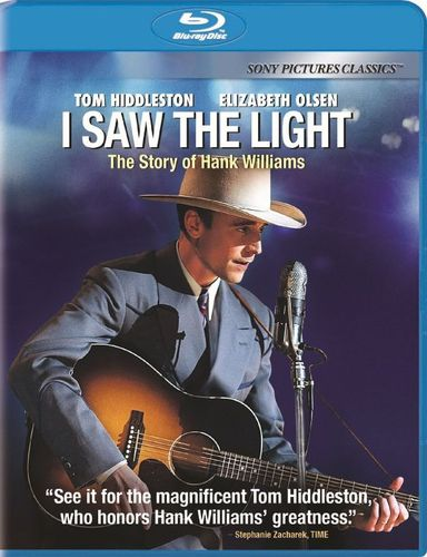 I Saw the Light [Includes Digital Copy] [UltraViolet] [Blu-ray] [2015] 5221502