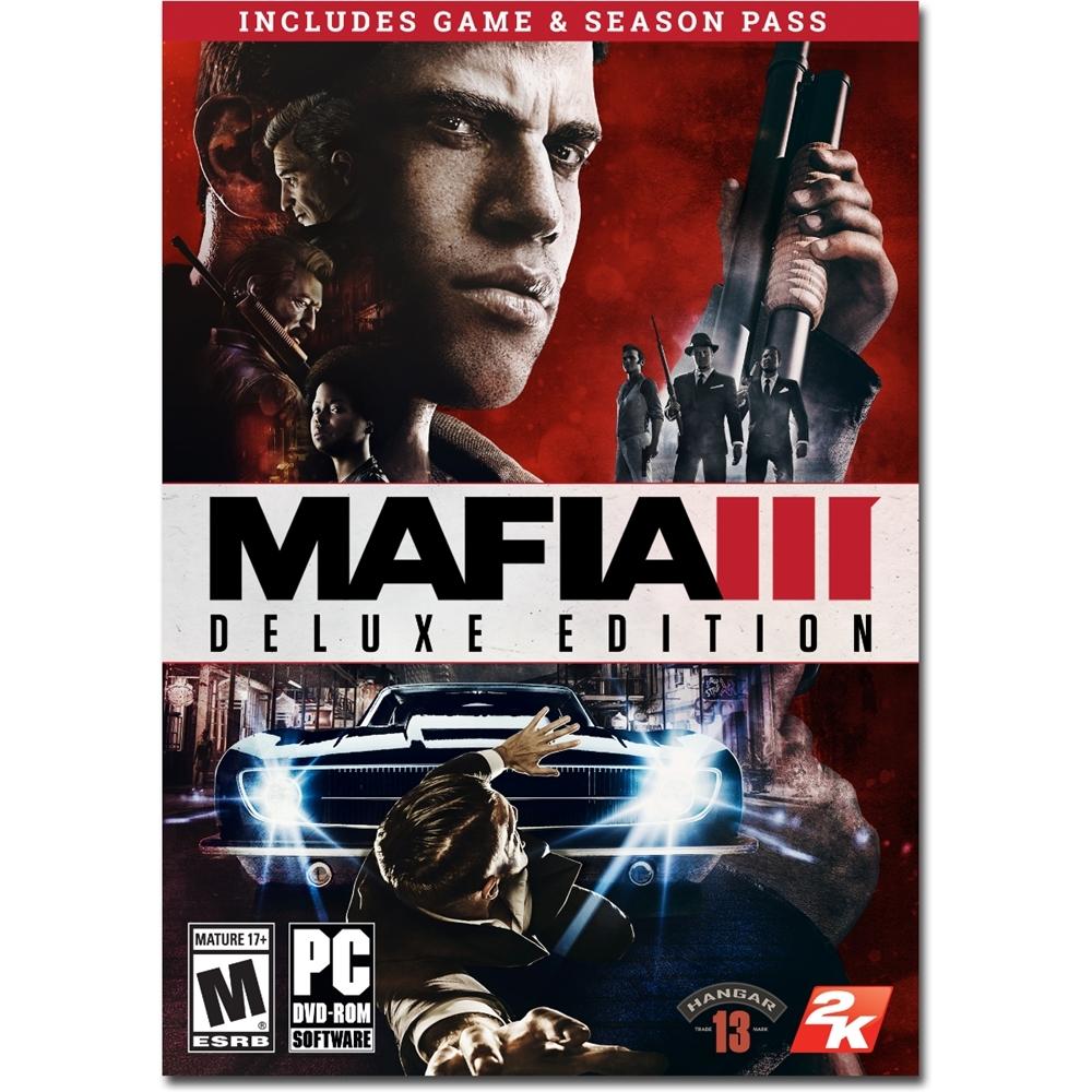 Mafia III Deluxe Edition Windows 41813