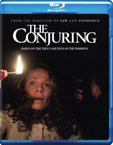 The Conjuring [Blu-ray] [2013] 5228126