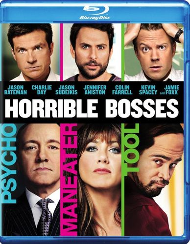 Horrible Bosses [Blu-ray] [2 Discs] [2011] 5228129