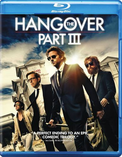The Hangover III [Blu-ray] [2013] 5228131