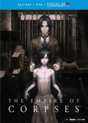 The Empire of Corpses [DVD/Blu-ray] [2 Discs] [Blu-ray/DVD] [2015] 5228161