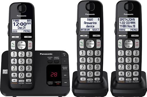 Panasonic - KX-TGE433B...