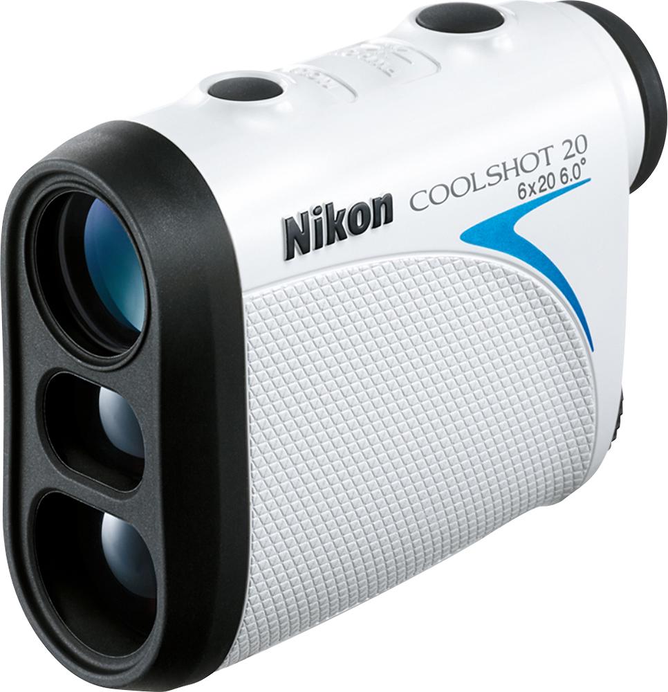 Nikon COOLSHOT 20 6 x Golf Rangefinder