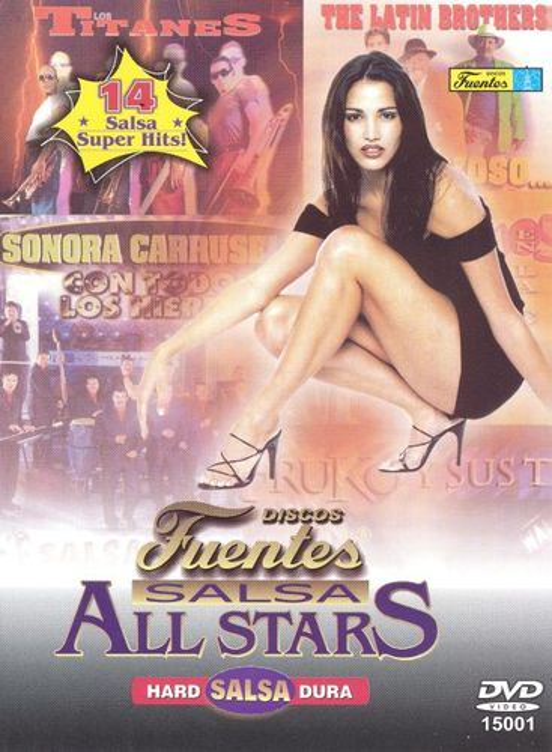 Image of Discos Fuentes Salsa All Stars: Hard Salsa [DVD]
