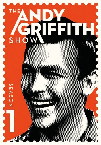 The Andy Griffith Show: The Complete First Season [4 Discs] [DVD] 5231041