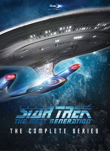 Star Trek: The Next Generation - The Complete Series [Blu-ray] 5235303