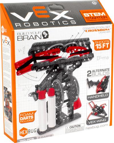 HEXBUG - VEX Robotics Crossbow Construction Kit 5235811