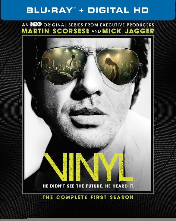 Vinyl: The Complete First Season [Blu-ray] [4 Discs] 5239400