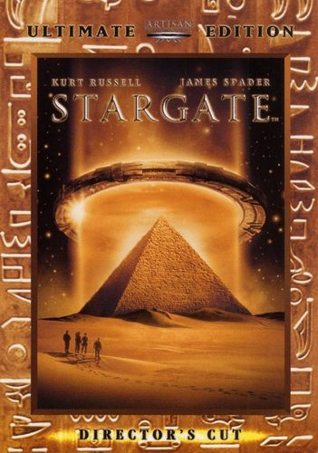 Stargate [WS] [Ultimate Edition] [Director's Cut] [DVD] [1994] 5244844