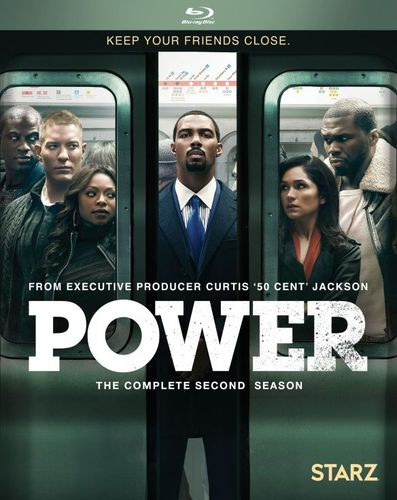 Power: The Complete Second Season [Blu-ray] 5245000