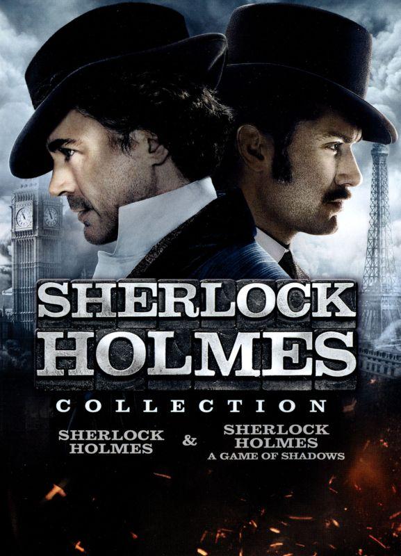 Sherlock Holmes/Sherlock Holmes: A Game of Shadows [2 Discs] [DVD] 5248404