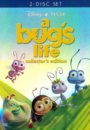 A Bug's Life [Collector's Edition] [2 Discs] [DVD] [1998] 5254887