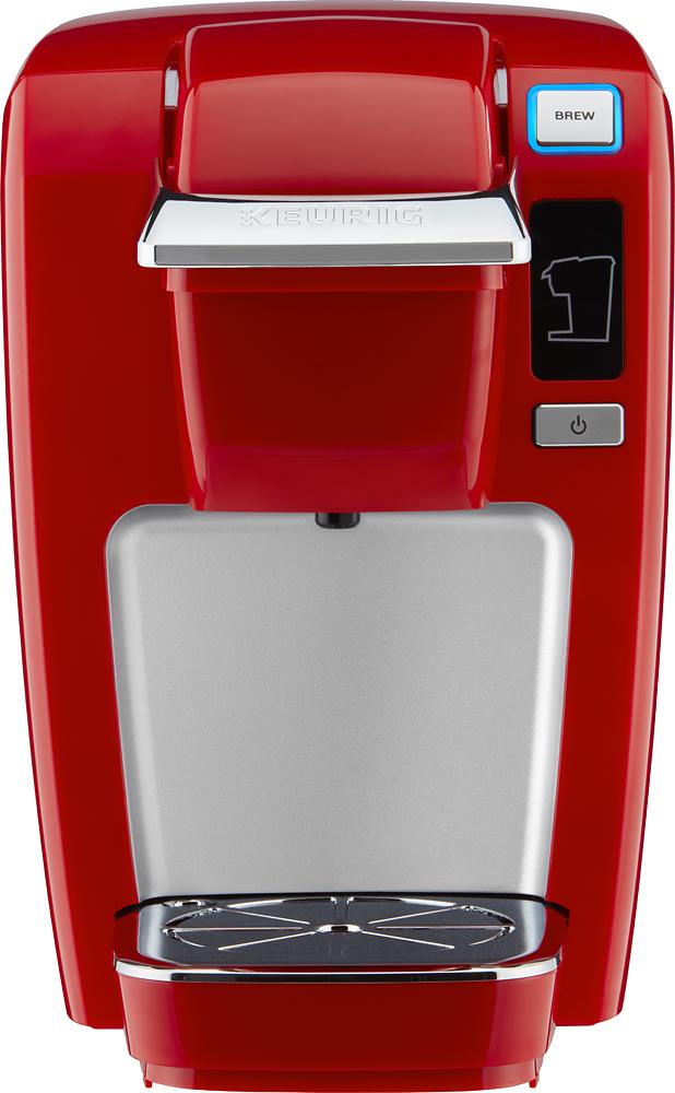Keurig 119419 K15 Single-Serve Coffee Maker Chilli red