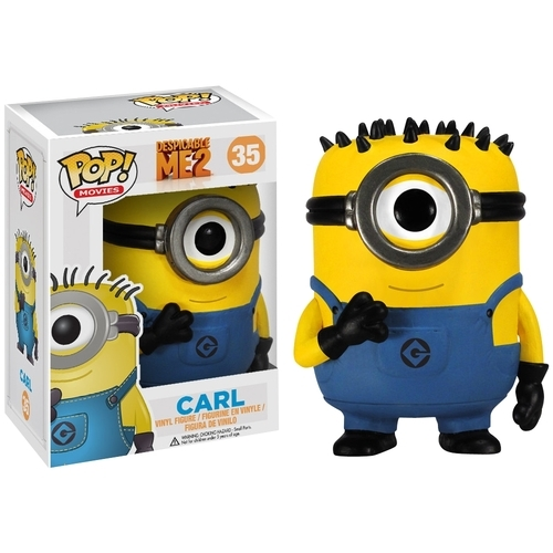 Funko - Pop! Movies: Despicable Me - Carl Figure 5260815