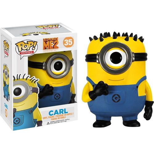 Funko - Pop! Movies: Despicable Me - Carl Figure 5260815