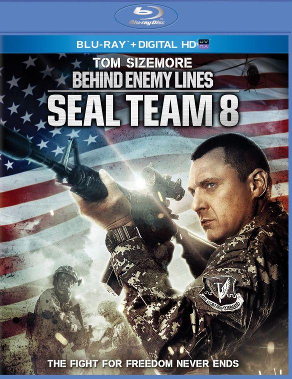 Seal Team 8: Behind Enemy Lines [Blu-ray] [2014] 5261009