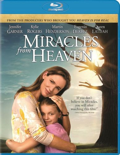 Miracles from Heaven [Includes Digital Copy] [UltraViolet] [Blu-ray] [2016] 5261104