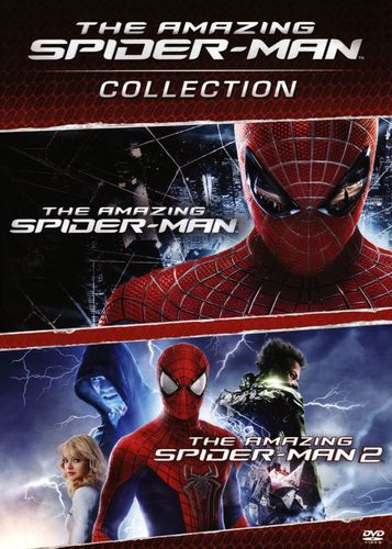 The Amazing Spider-Man/The Amazing Spider-Man 2 [2 Discs] [DVD] 5261108